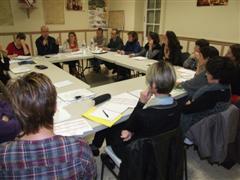 Comité de Pilotage - Réforme scolaire - Althen des Paluds