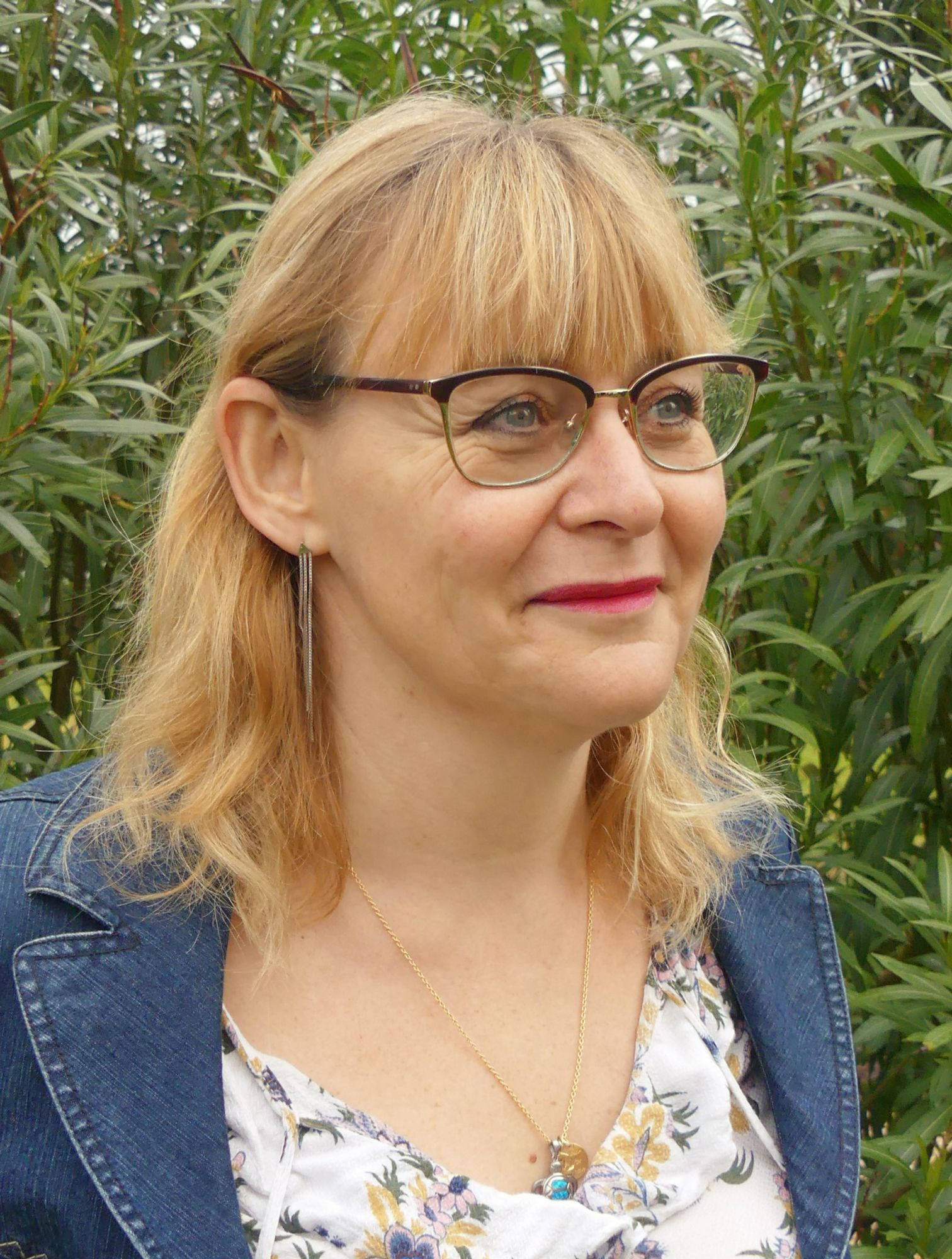 Irene WENGER Conseillère Municipale Athen des Paluds