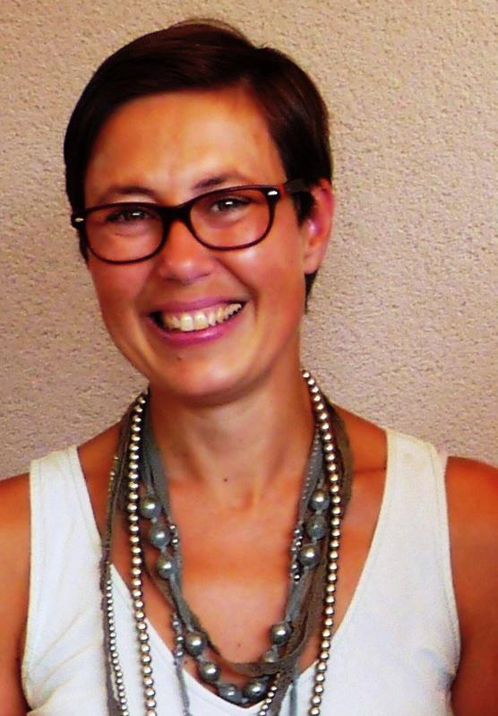 Christine PEQUEGNOT Directrice crèche Les Petites Puces Althen des Paluds