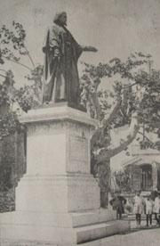 Ancienne statue Jean Althen