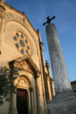 Eglise Althen des Paluds